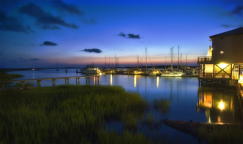 Marina Nights ~ Sunset Cay Marina | by The Exposed Present
