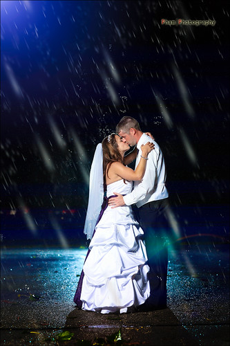 Melissa and Matt ~ Wet Kiss | by ~Phamster~