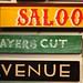 Saloon, Player's Cut, Avenue