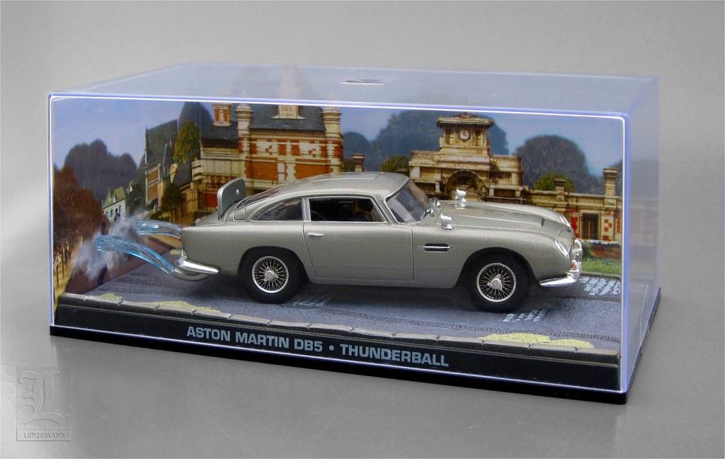 James Bond 007 1 43 Scale Die Cast Thunderball Aston Mar