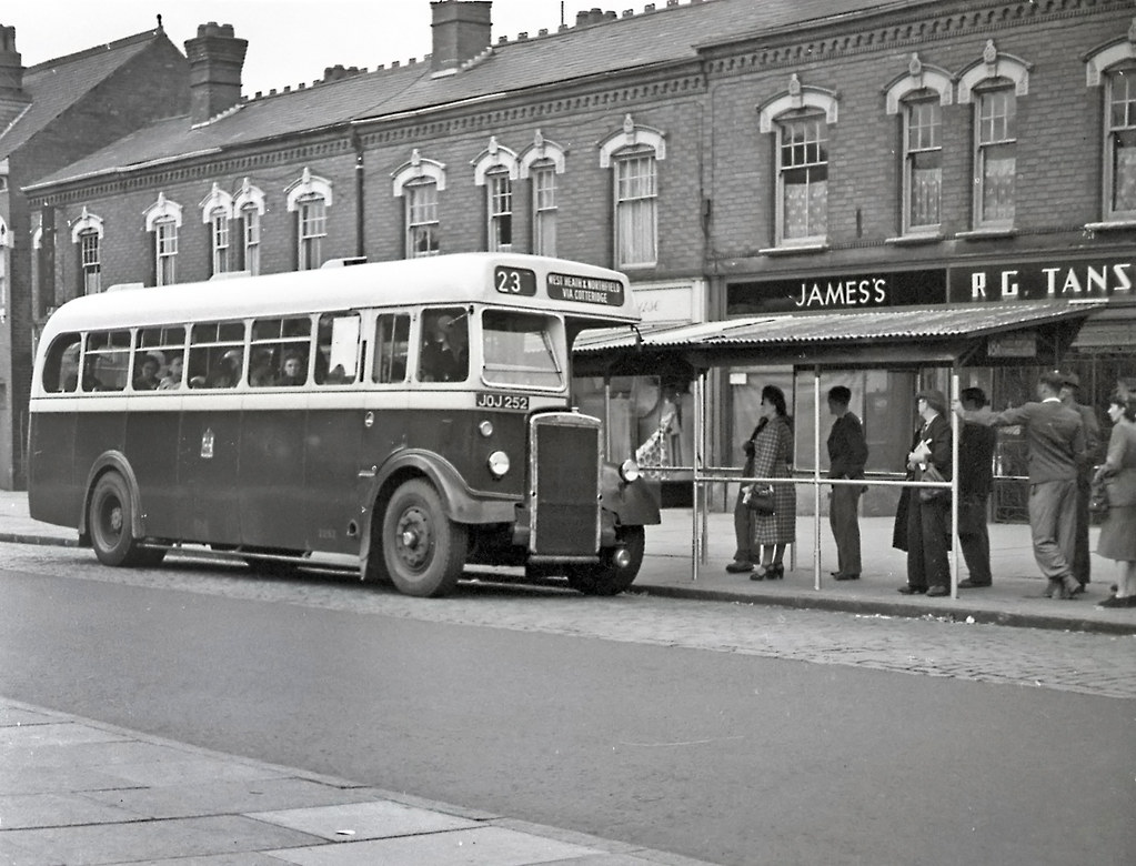 November « 2009 « The Railfan Window Blog |Photos Old City Buses 1950
