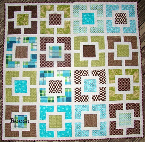 Garden Fence Quilt | by sewcraftyjess