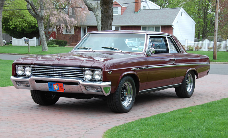 1965 Buick/1987 V6 Turbo | July/August 2011 | So-Car Speed Shops | Flickr