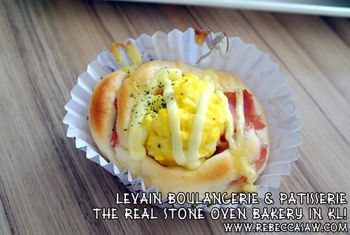 Levain Boulangerie & Patisserie, The real STONE OVEN bakery in KL-17 | by wackybecks2