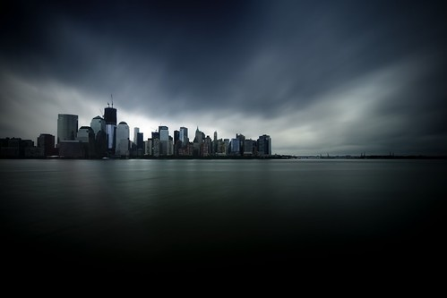 New York City, Hurricane Irene 2011 | by mudpig