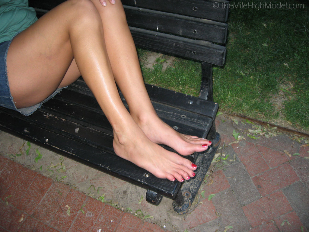 Free Mikayla Miles Feet Pics 4