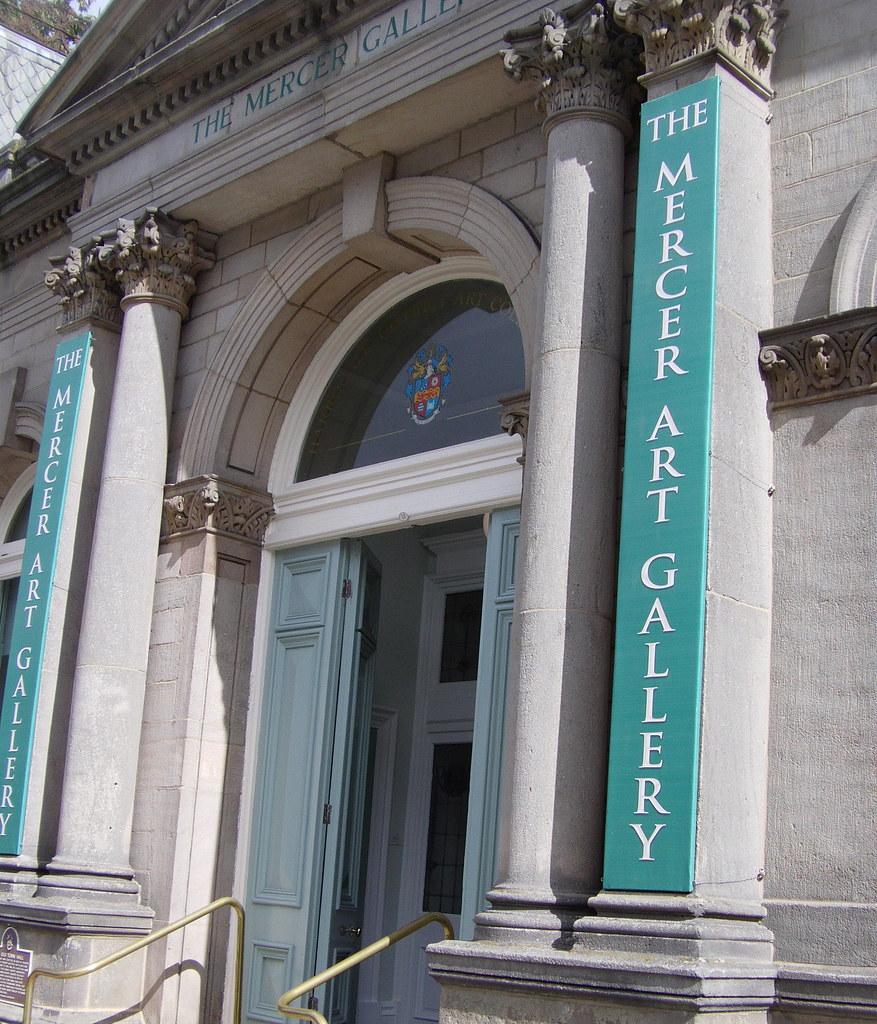 Mercer Art Gallery S Activities Room