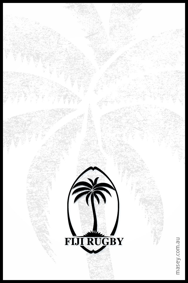 Fiji Rugby IPhone Wallpaper