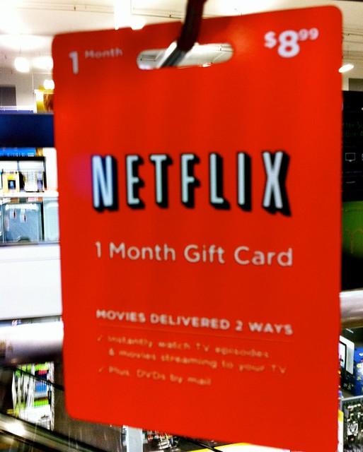 Netflix Prepaid