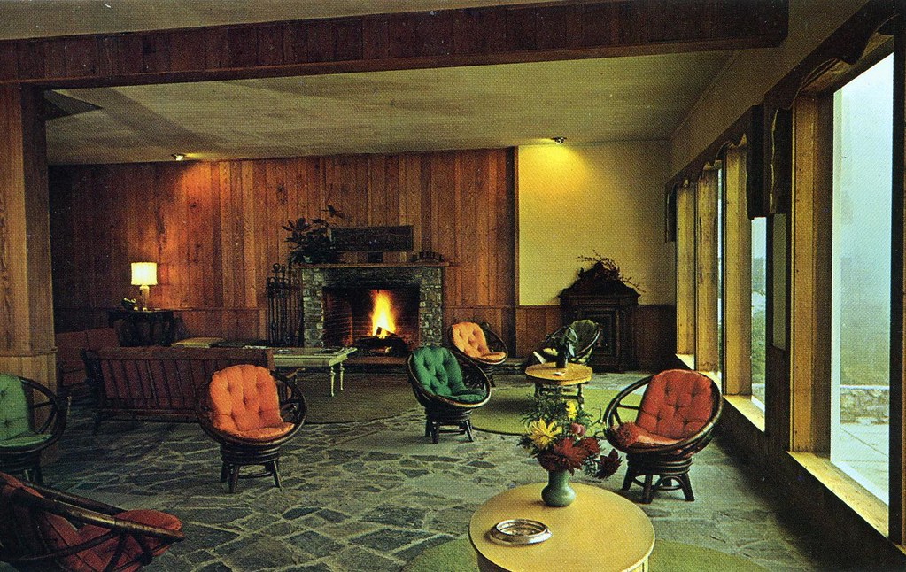 Chalet Motor Lodge Little Switzerland Nc Directly On The