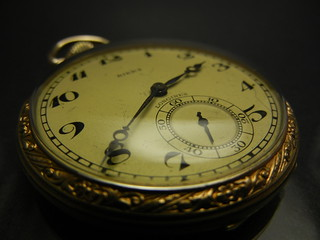 Longines pocket watch | by xddorox