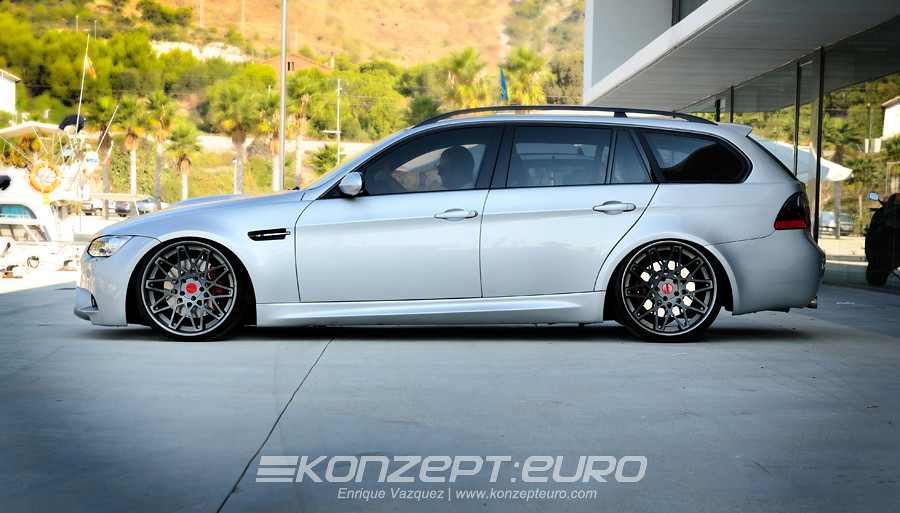 BMW I E Touring By Arterformance Wwwkonzepteuroco Flickr - Bmw 335 touring