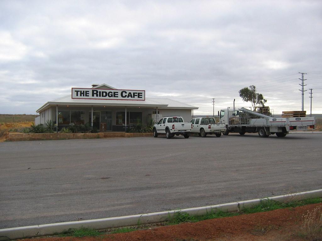 The Ridge Cafe North San Juan Ca