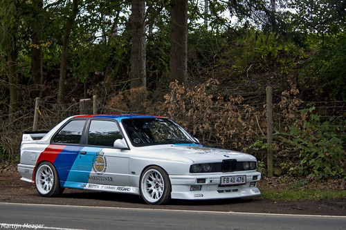bmw m3 e30 oldtimer grand prix nordschleife germany martijn m flickr. Black Bedroom Furniture Sets. Home Design Ideas