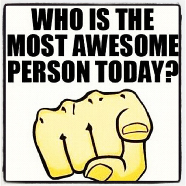 You Are #Awesome !!!