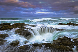 Thor's Well 2 | by Gary J Weathers