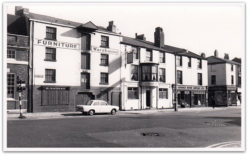 The Lamb Hotel. 83, Church Street, Preston. | by Preston Digital Archive