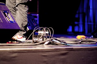 A stage during Iceland Airwaves 2011 | by Johannes Martin