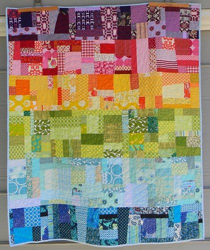 Roe Baby Quilt | by teaginny