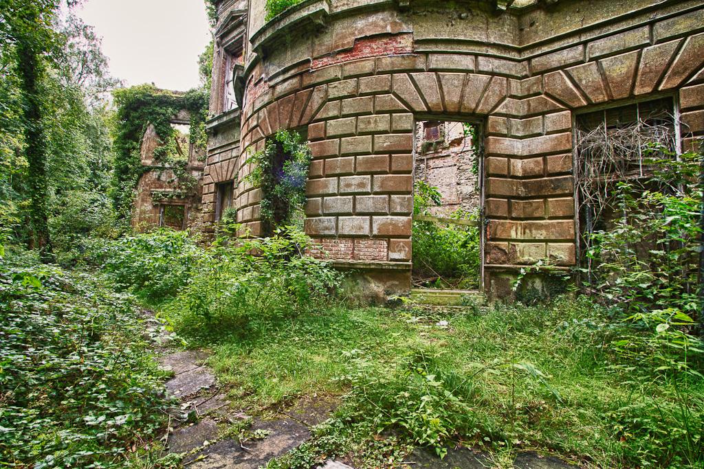 Baron Hill Mansion Beaumaris