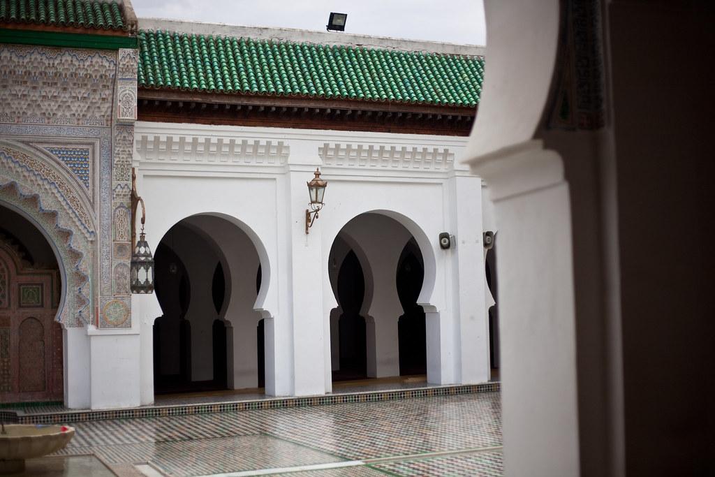 Mosque Kairouan Kairouan Mosque Fes