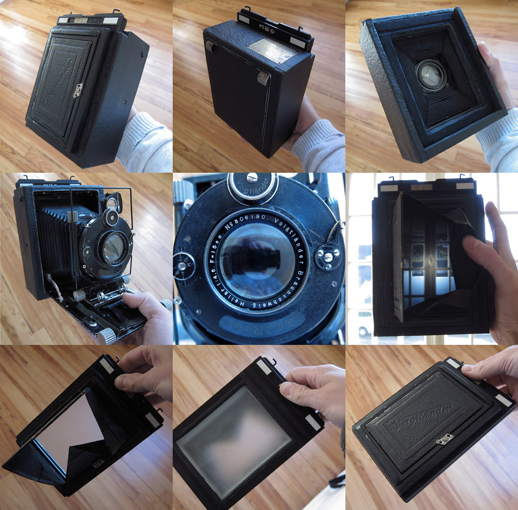 ... 9x12 plate to 4x5 film conversion | by RealitySoSubtle & 9x12 plate to 4x5 film conversion | 1930\u0027s Voigtlander Bergh\u2026 | Flickr