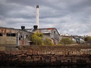 Abandoned Factory: The Cape Ann Tool Company - Olympus E-520 - Leica Summilux 25mm f/1.4 | by divewizard