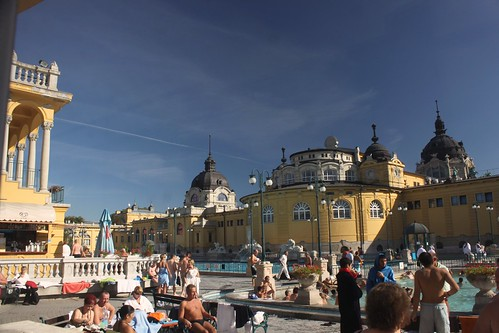 Széchenyi Spa | by Jude Doyland