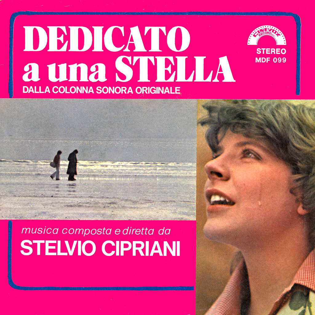 Stelvio Cipriani - The Boy & The Lion