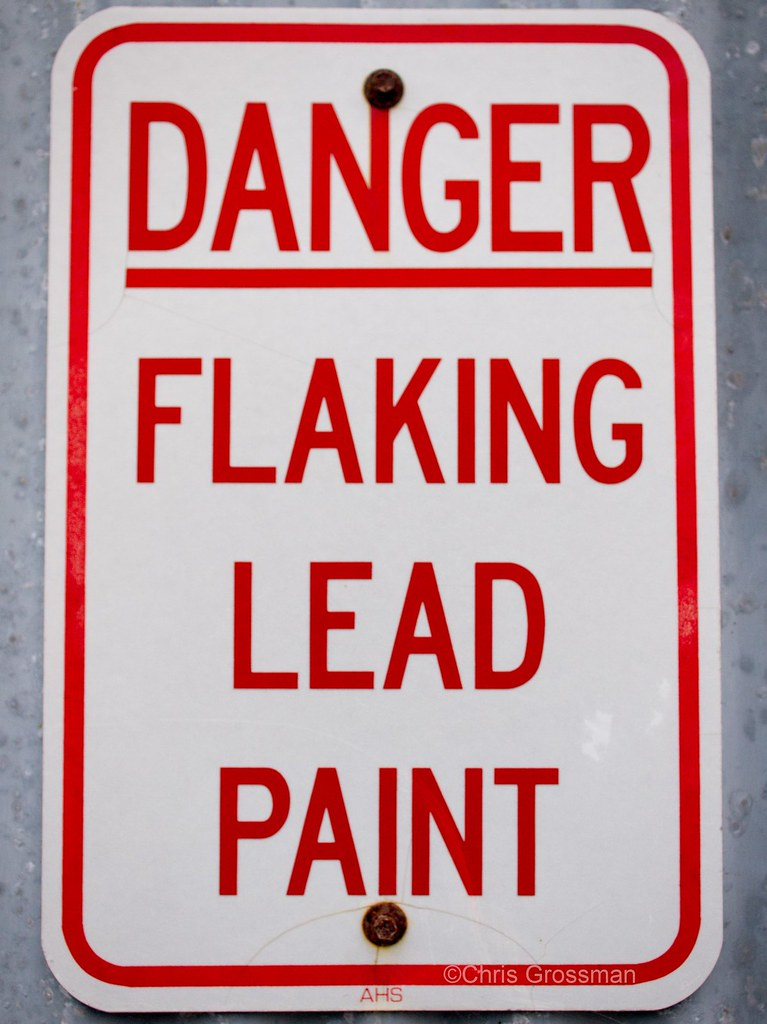 Danger flaking lead paint rockport massachusetts olym for What are the dangers of lead paint