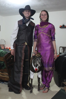 halloween costumes_2011 | by night_pixie04