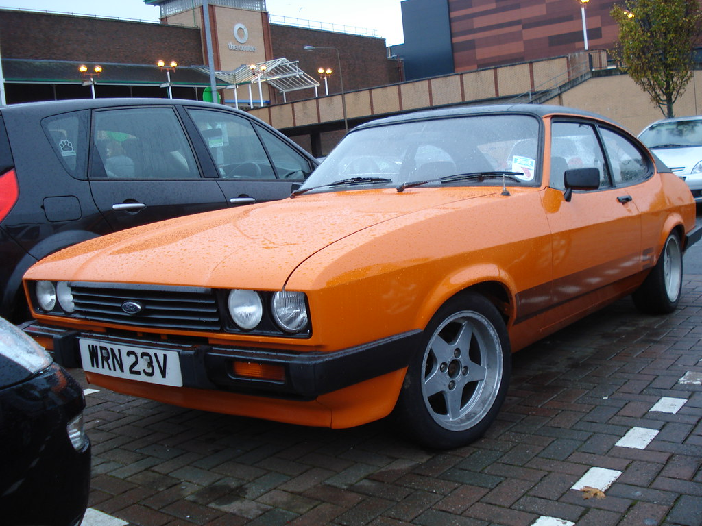 1980 Ford Capri 3 0 S Alan Gold Flickr