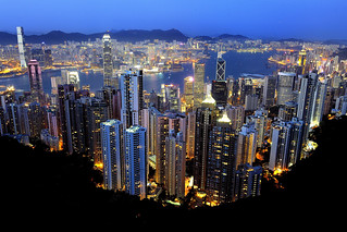 Hong Kong - View from the Peak | by Joao Eduardo Figueiredo