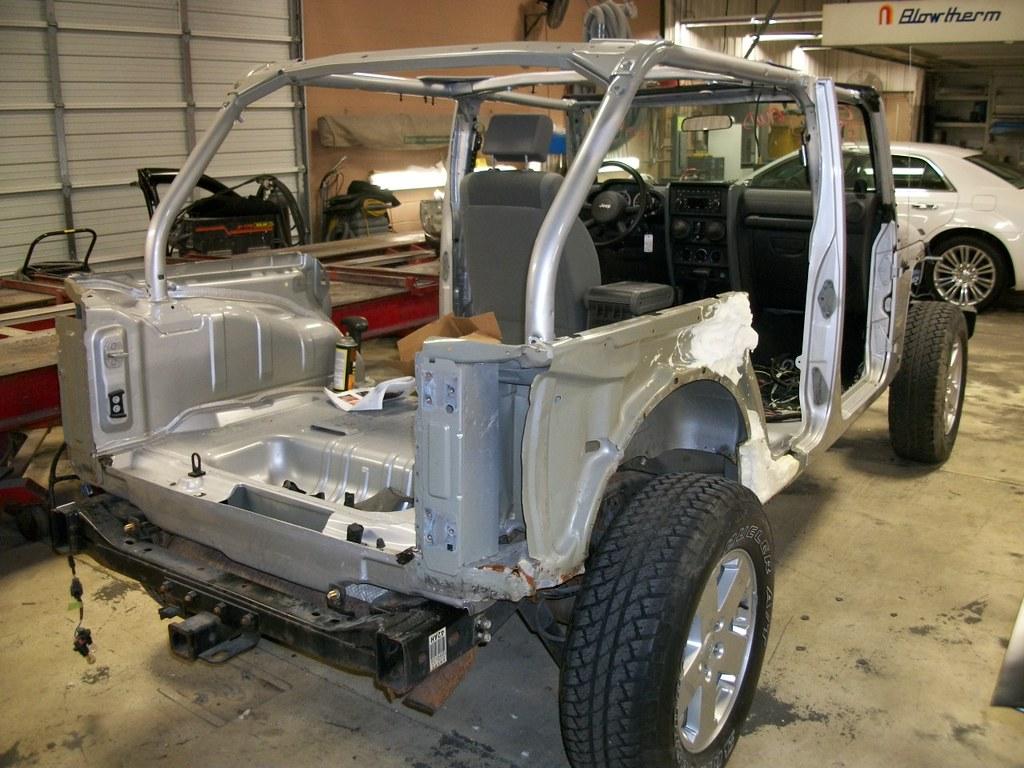 Jk 8 Mopar Kit Jeep Wrangler Pickup Here At Courtesy We Flickr Pick Up By Chrysler Dodge