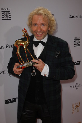 Thomas Gottschalk | by BAMBI 2011