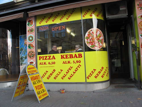 Tampere Pizza Kebab | stevemonty | Flickr
