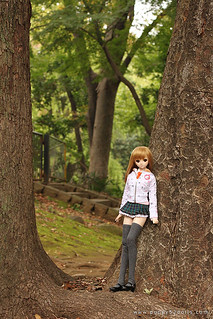 Aki visits Ueno Park | by puppy52