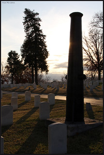 Jefferson Baracks National Cemetery | by Nux Pix (Home Treating a Tough Knee Injury)