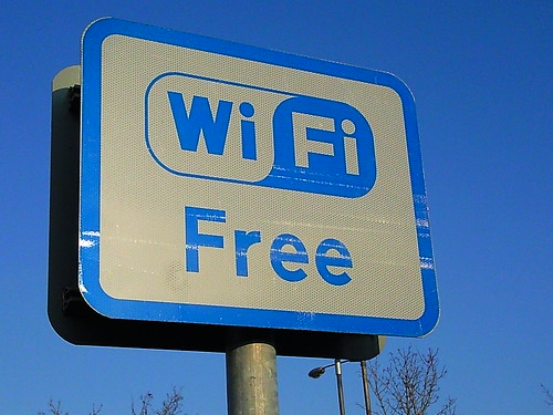 Free wifi in Jedburgh town centre, Scottish Borders | by Karen V Bryan