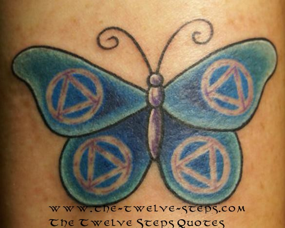 Narcotics Anonymous Tattoos Art_aa tattoo 3rd step prayer