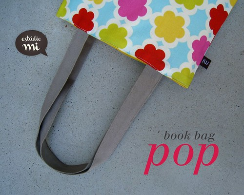 Book Bag pop | by Vivi Hack | Estúdio mi