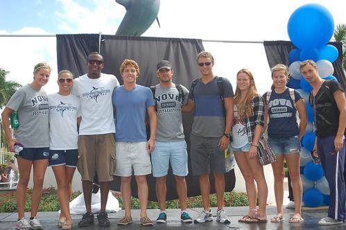 Nsu 39 S Swim Team Nova Southeastern University Flickr