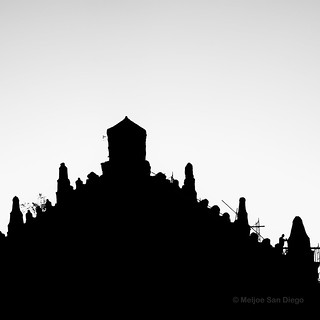 Paoay Silhouette | by Meljoe San Diego