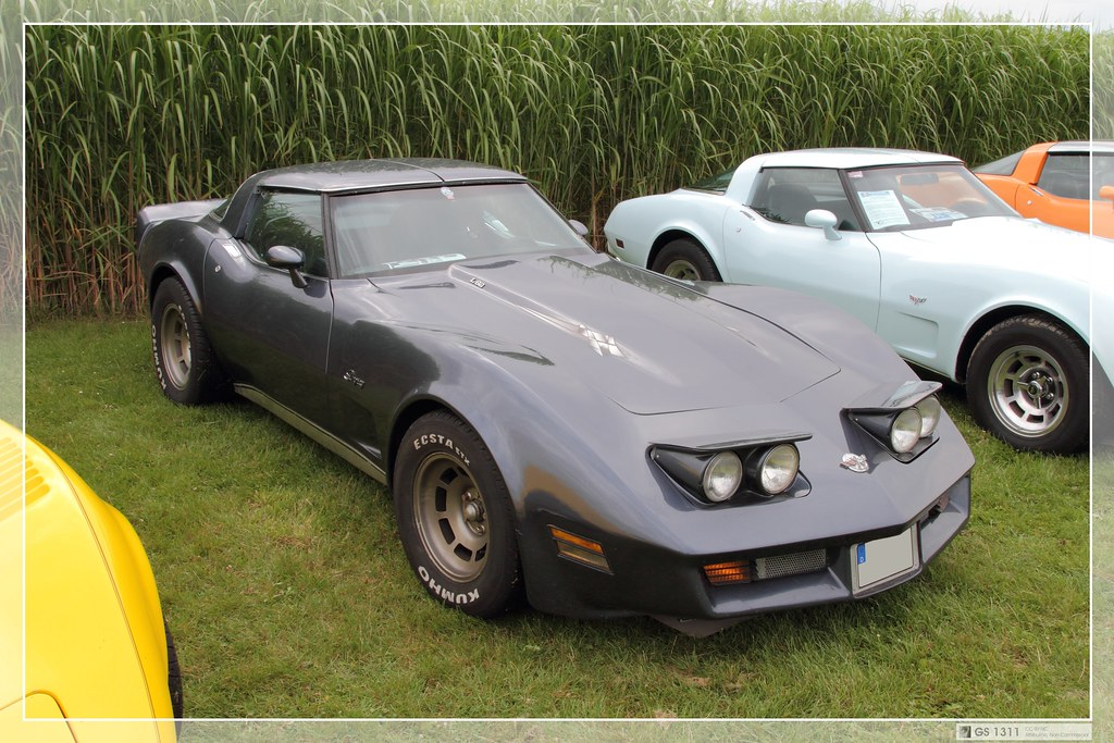 1967 1982 Chevrolet Corvette C3 Stingray 03 The Chevro Flickr