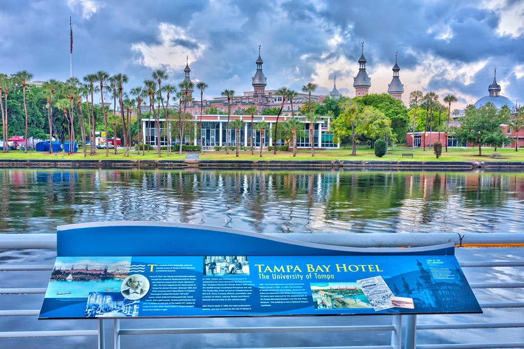Tampa Bay Hotel Aka University Of Tampa Tampa Bay Hotel Ak Flickr