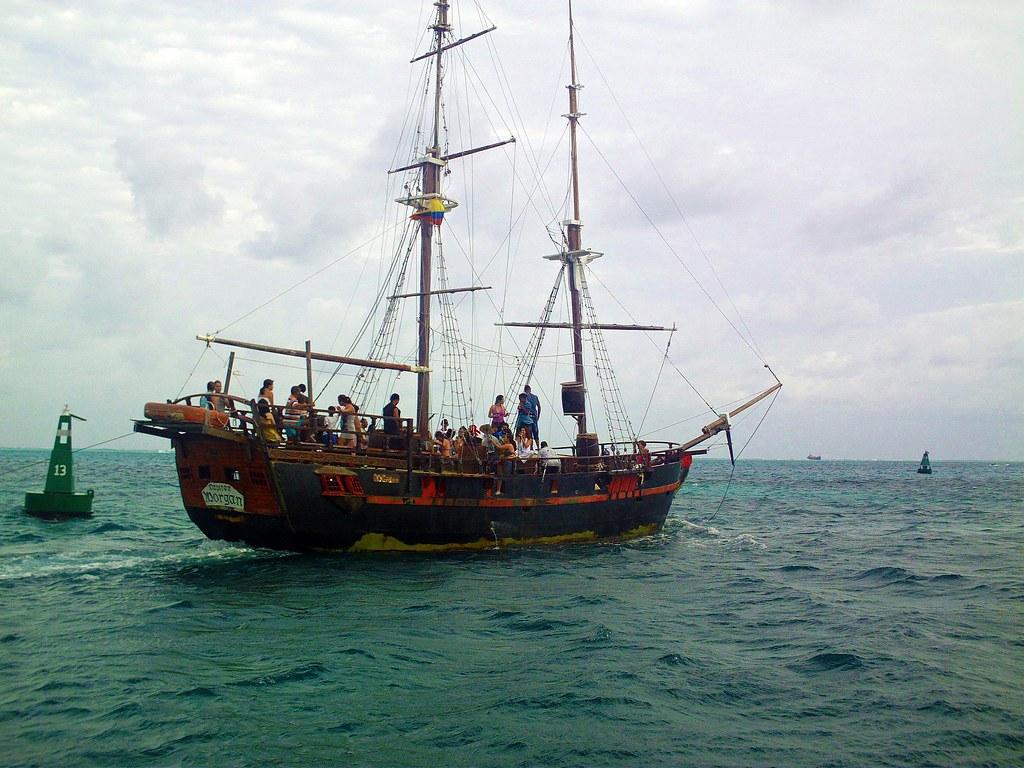 Fiesta En El Barco Pirata De Morgan Dcim 100media