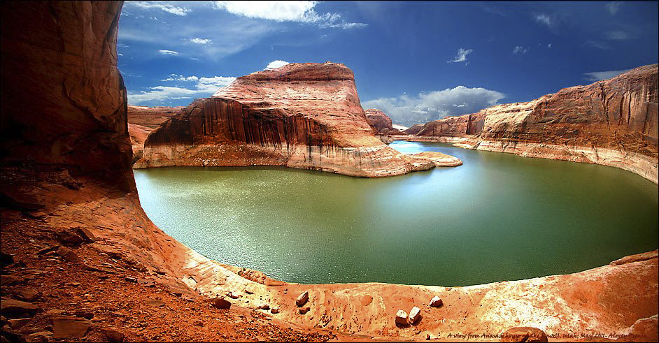 The Dynamic Landscape Photography Workshop At Lake Powell