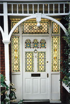 No 4 Edwardian Front Door No 4 Edwardian Front Door