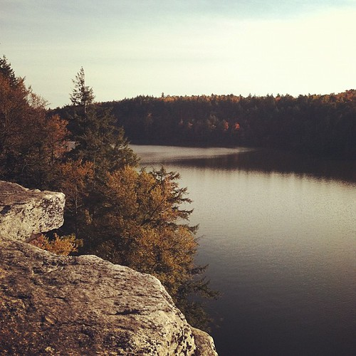 Lake Minnewaska | by Melissa O'Donohue