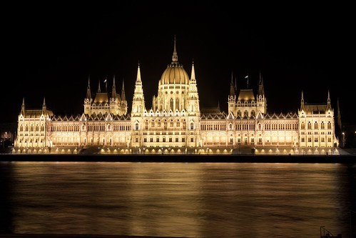 Hungarian Parliament Building | by - peperoni -